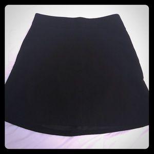 Express Mini Skirt (Black) - Size 6